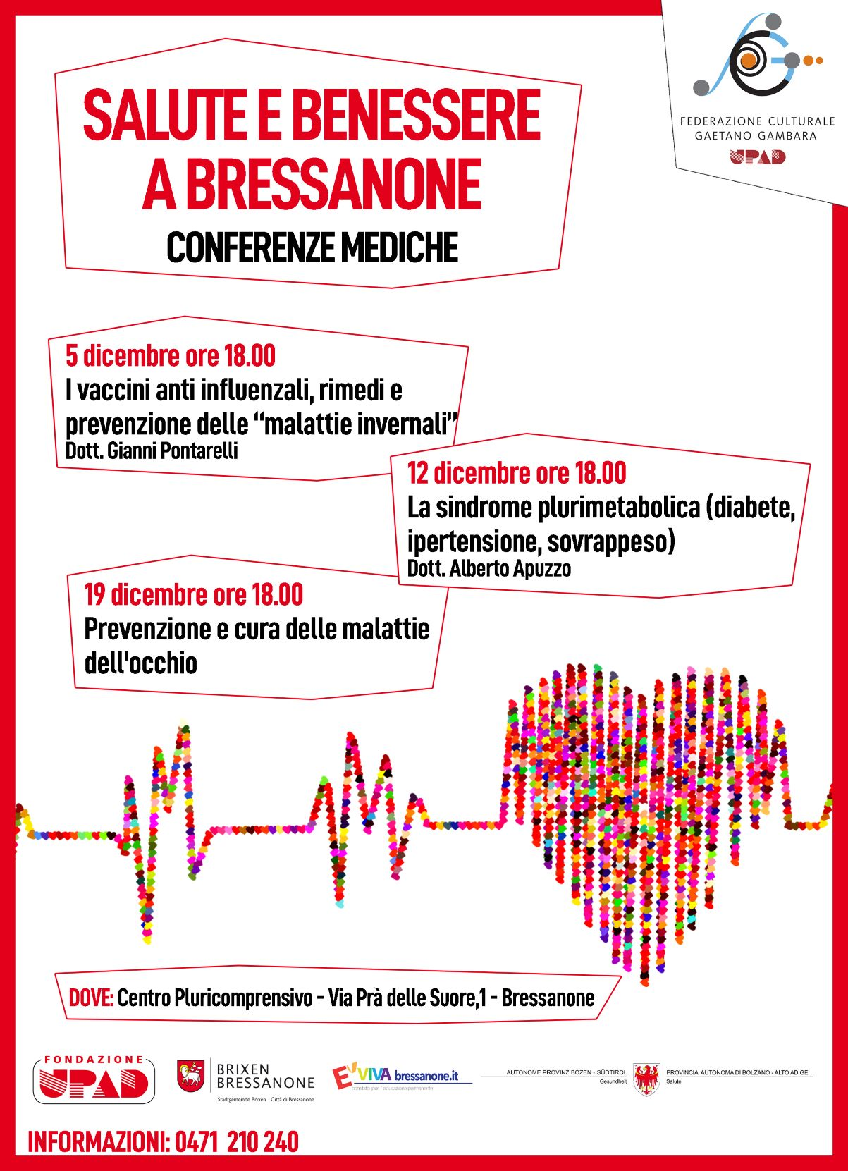 Upad Corsi Cultura Benessere E Formazione A Bolzano